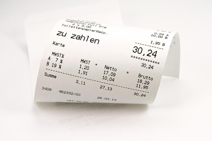 Mehrwertsteuer 7 Oder 19